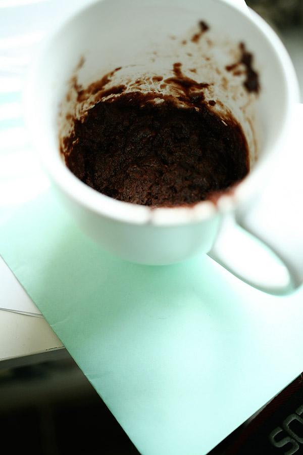 desserts  Recipe: Mug Brownie