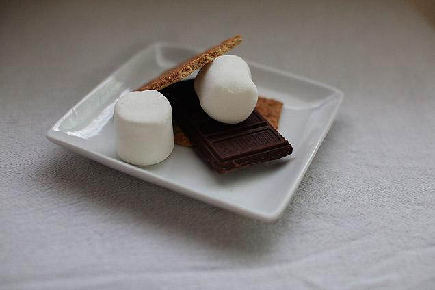 desserts  Stovetop Smores