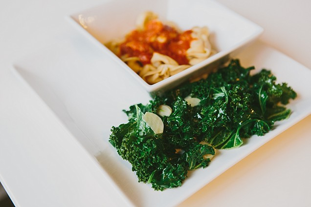side dishes  Recipe: Easy Garlic Kale