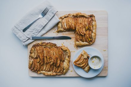 Recipe Apple Galette