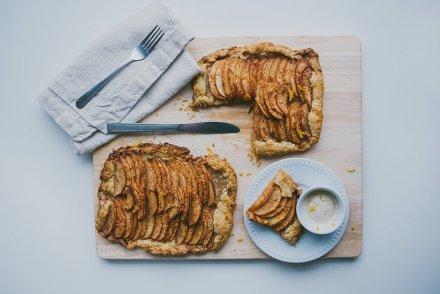 Recipe Apple Galette