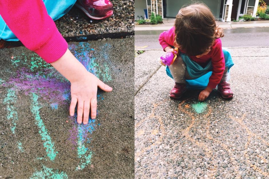 daily  Sidewalk Chalk