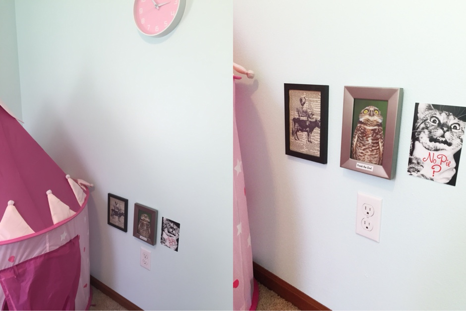 featured family and relationships decor  Letting Kids Pick Their Own Artwork