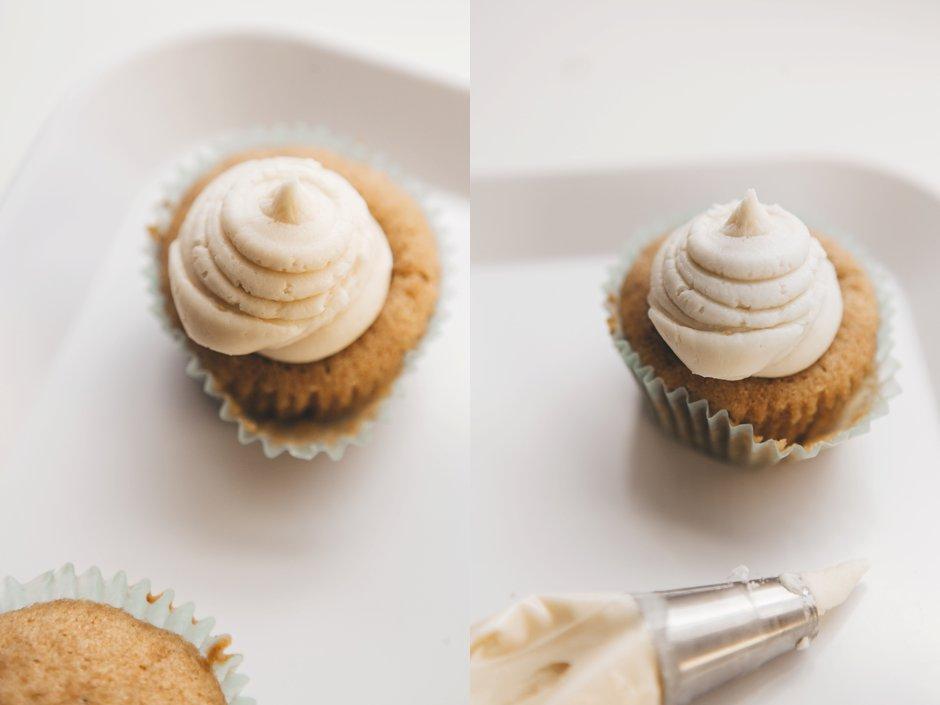 diy mini rose cake frosting tutorial