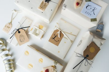gift wrapping inspiration