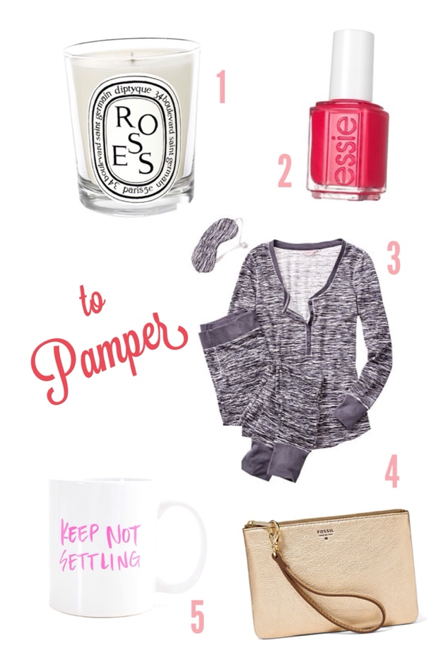 pamper gift guide