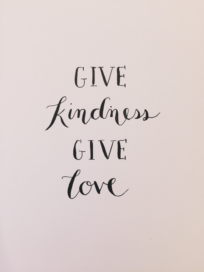 daily  Give Kindness