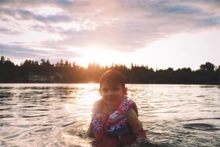 Fourth of July at the lake